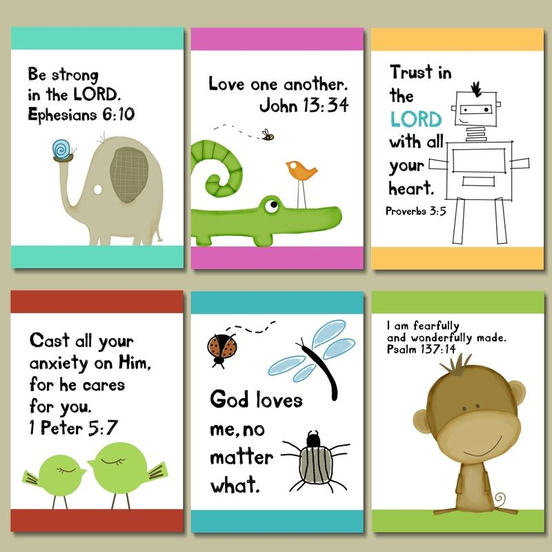 Church Nursery Pictures Google Search: Notes Of Encouragement Kids Lunch Box
