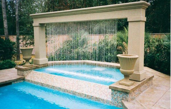 more garden water feature ideas here | Indoor Water individuality ...