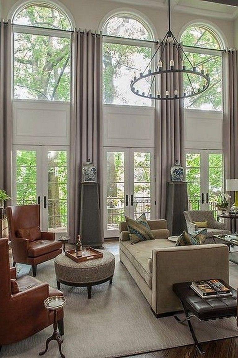 20+ Cozy & Popular Family Room Design Ideas   Window ...