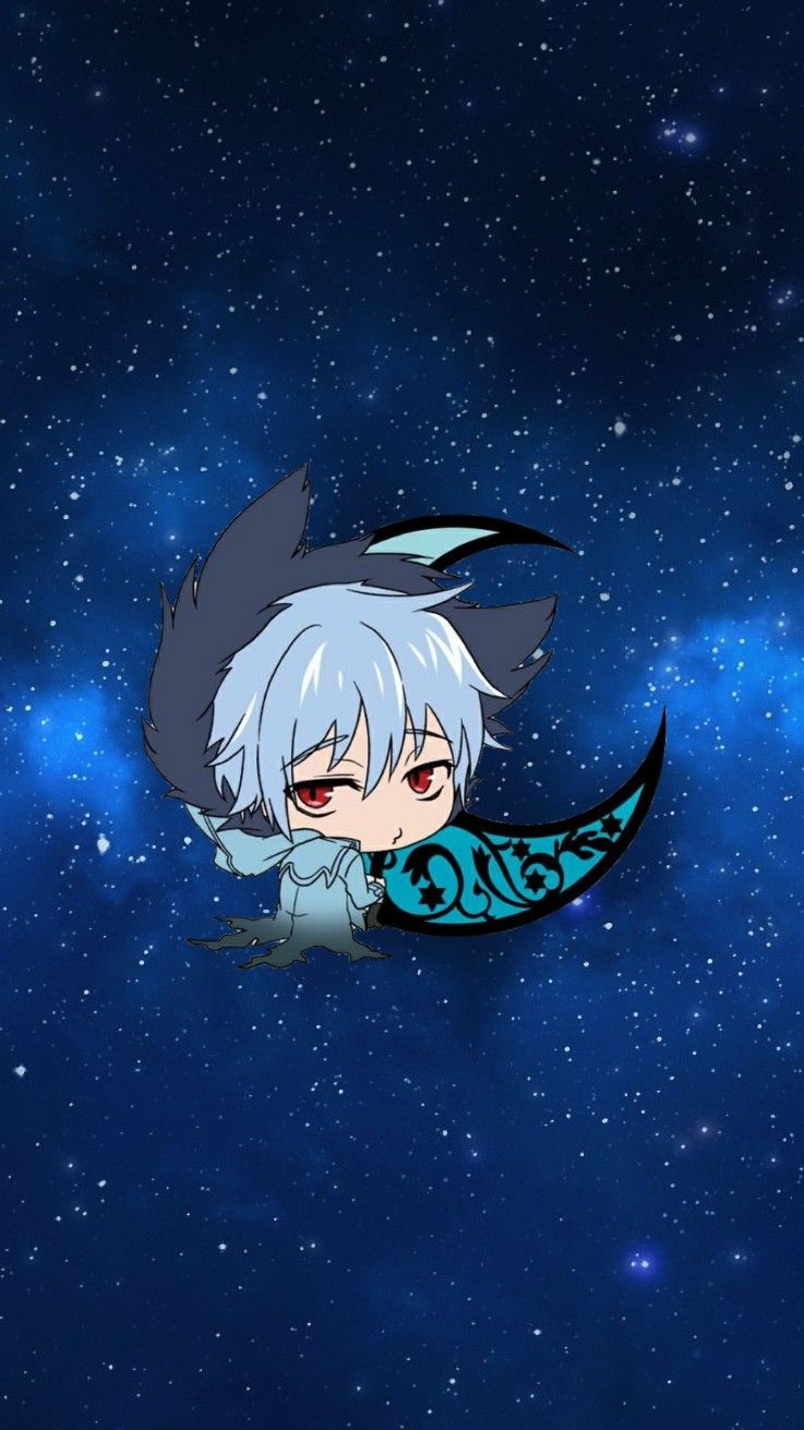 Kuro Sleepy Ash Anime Chibi Anime Sleepy Ash
