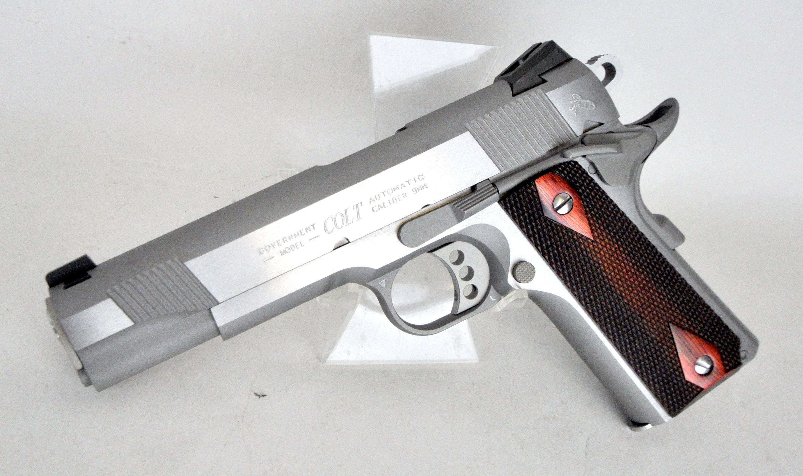 Colt Lightweight Government 1911 9mm. O1092XSE. This XSE Series ...