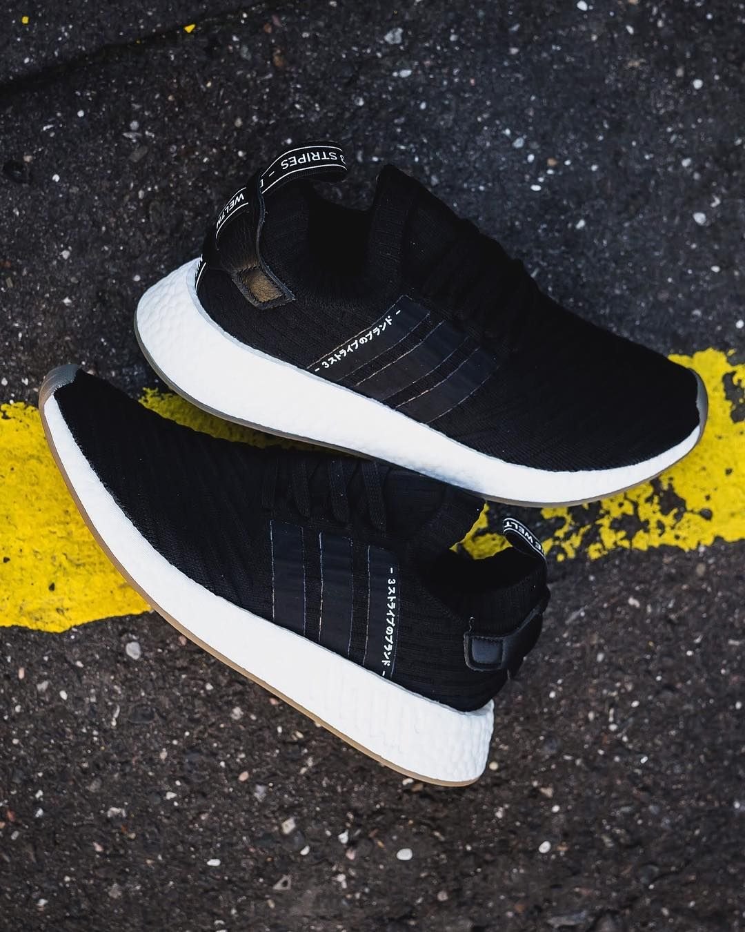109362adf5b51 adidas NMD R2 PK Japan Core Black avaliable in store and soon online at www.