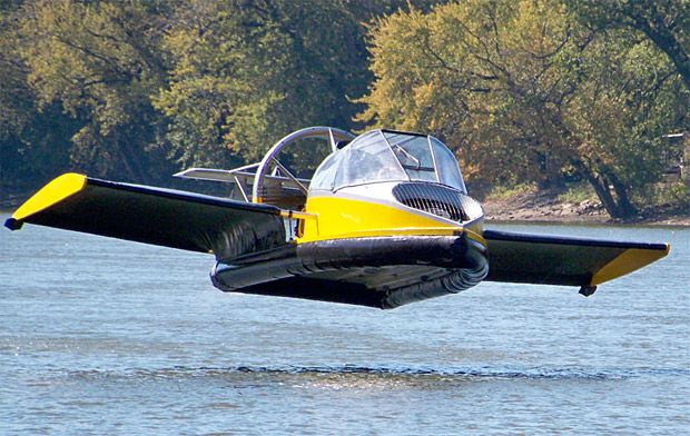 The Flying Hovercraft One Day When I Win The Lottery Hubby