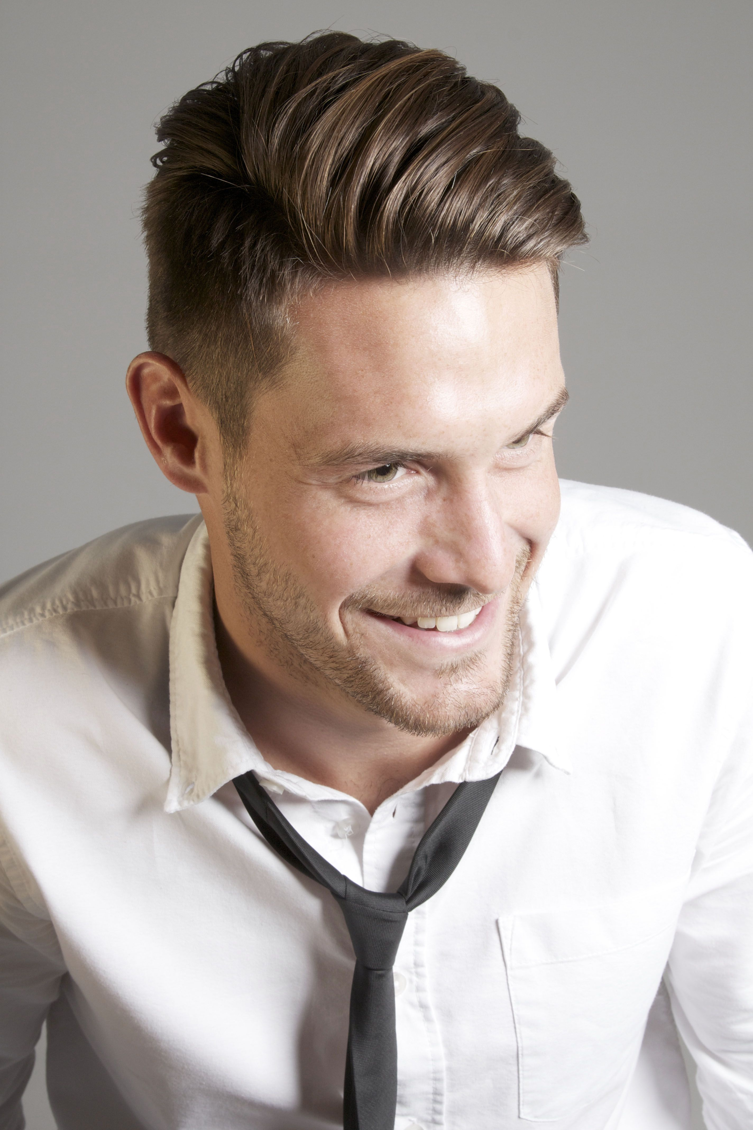 5 cortes y peinados para hombres   hair style, haircuts and shaved