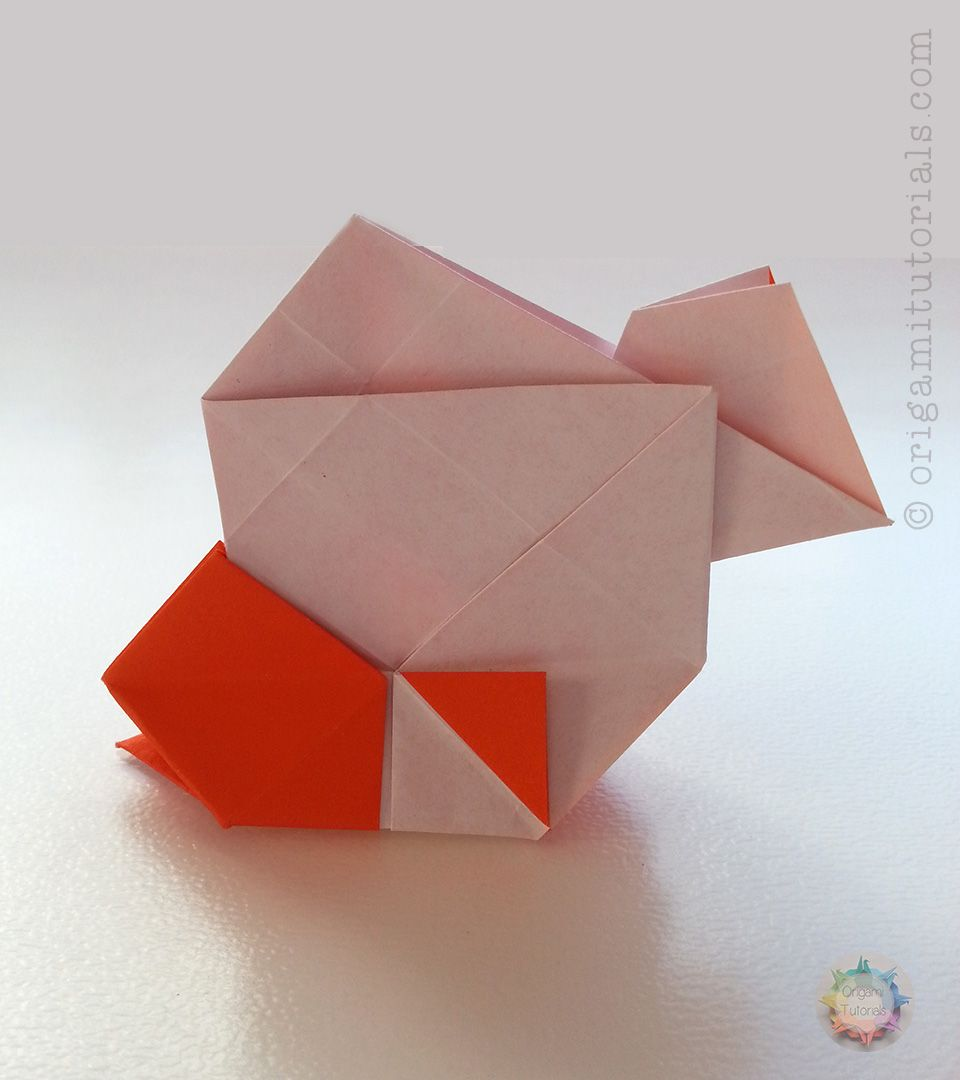 Origami fish nr 2 origami fish origami and origami tutorial origami fish origami tutorials jeuxipadfo Image collections