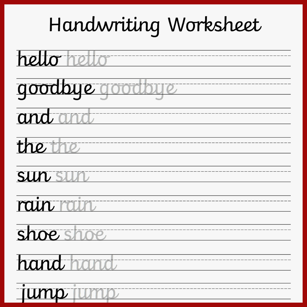 Predownload: Best Handwriting Practice Pages Fresh Free Printable Sheets For Preschoolers Books Cursive Writing Worksheets Cursive Handwriting Worksheets Learn Handwriting [ 1000 x 1000 Pixel ]
