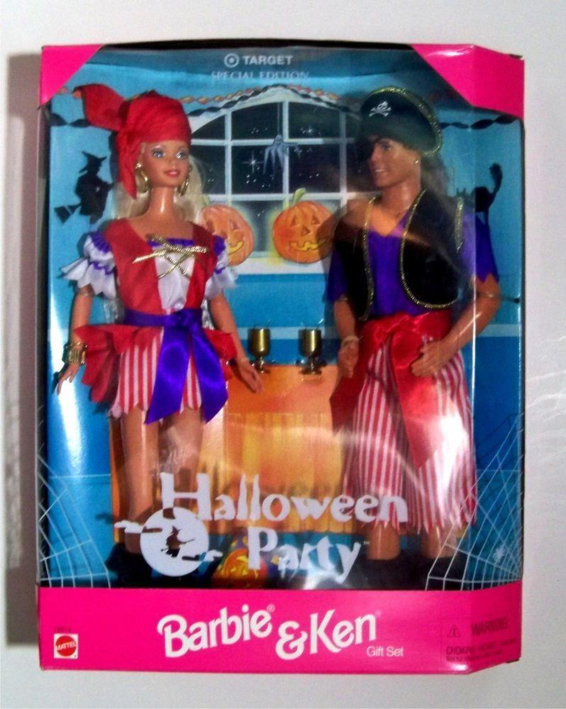 Mattel / Barbie / Halloween Party / Barbie and Ken / Pirates ...