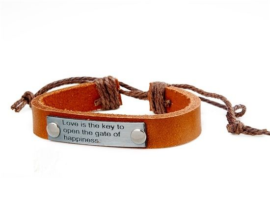Choose from 5 Stylish Leather Wrap Bracelets. Starting at $5 on Tophatter.com!