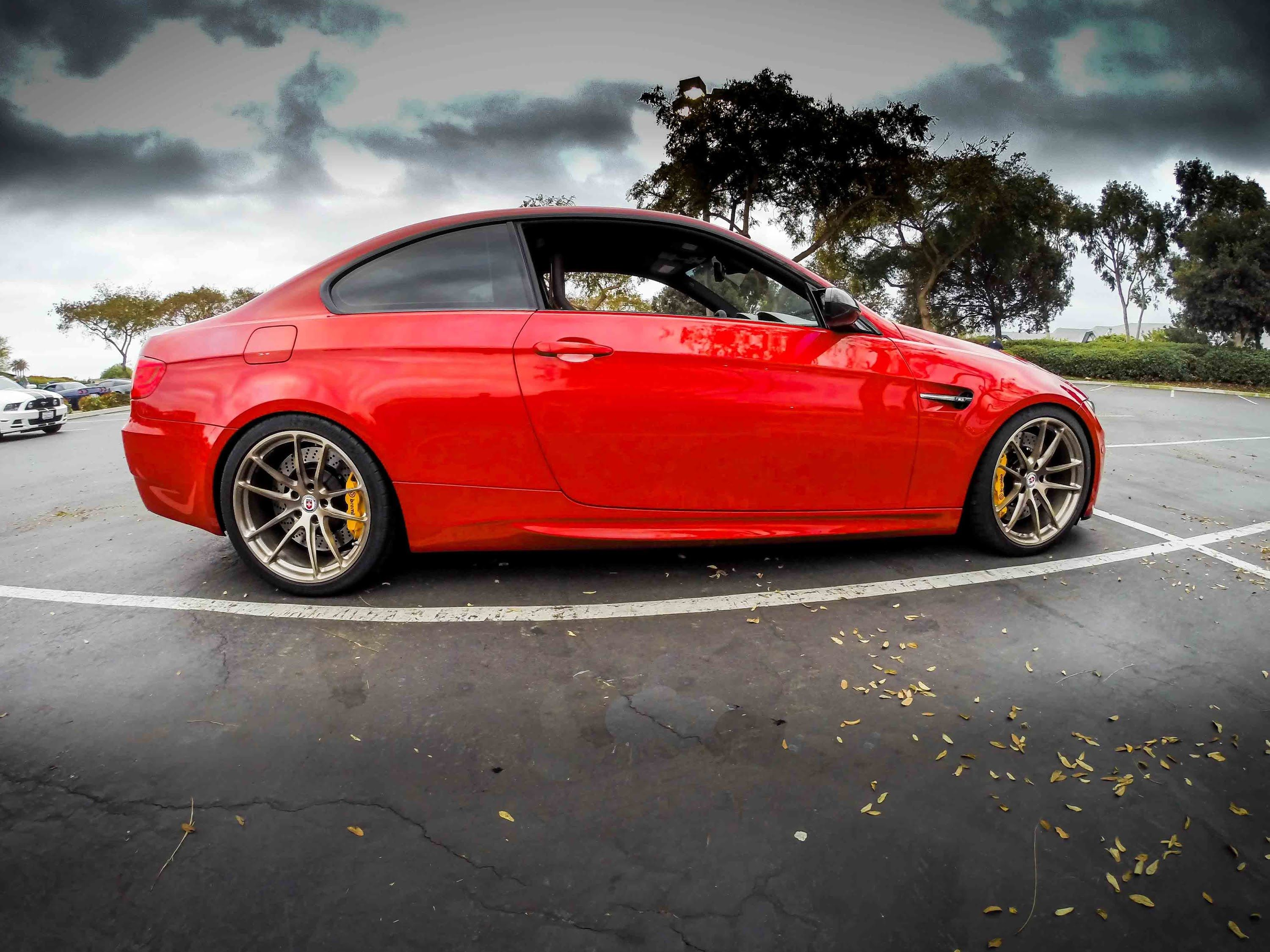 Highly Modded Bmw E92 M3 Hre Wheels Brembo Brakes With Images