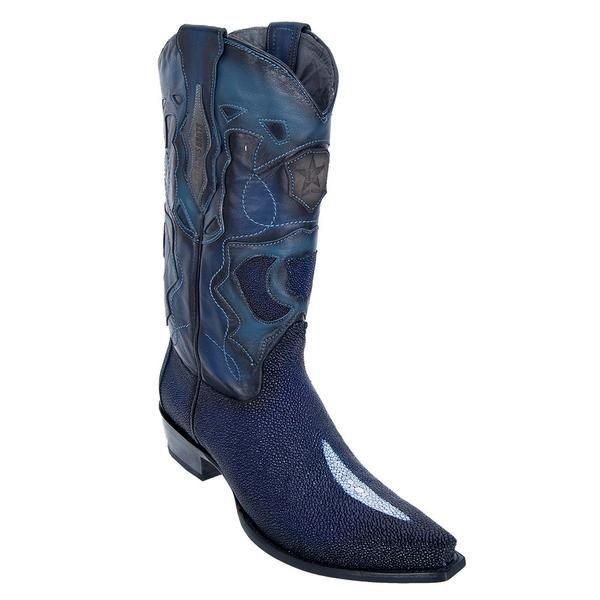 c98c67974 Los Altos Men s Faded Blue Stingray Western Boot - VaqueroBoots.com ...