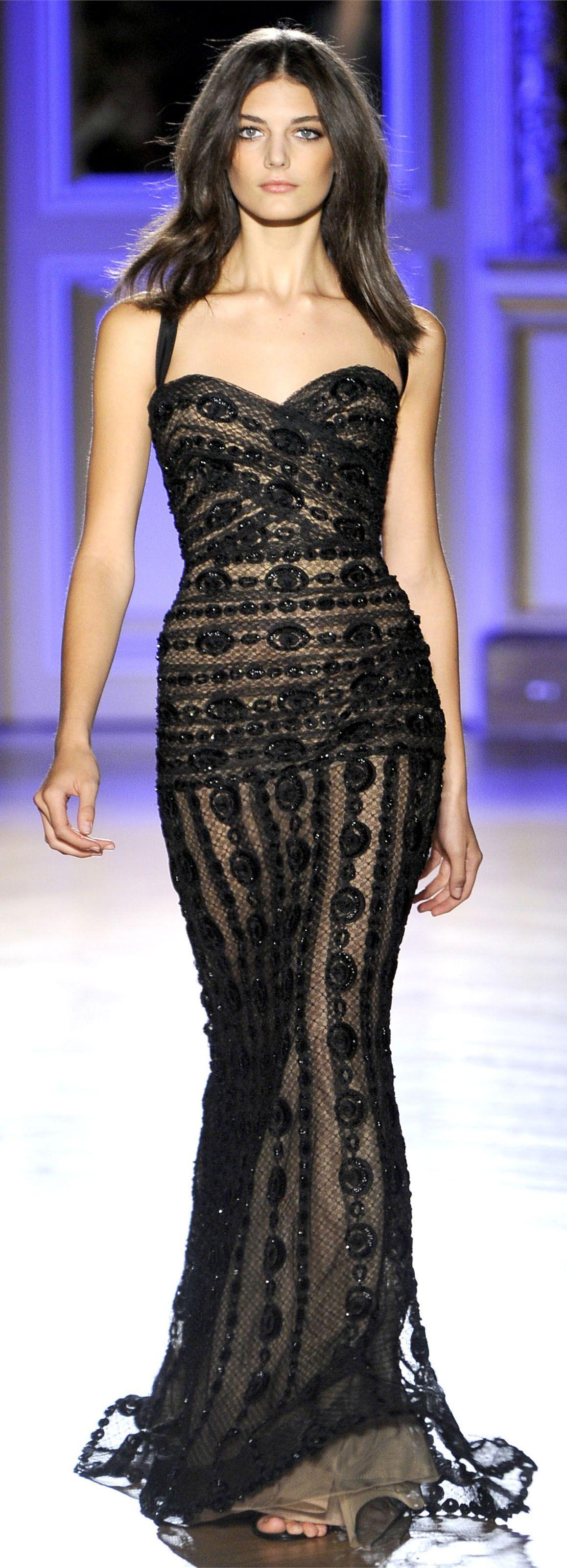 e98553a469f4 Zuhair Murad Haute Couture Spring Summer 2012 collection