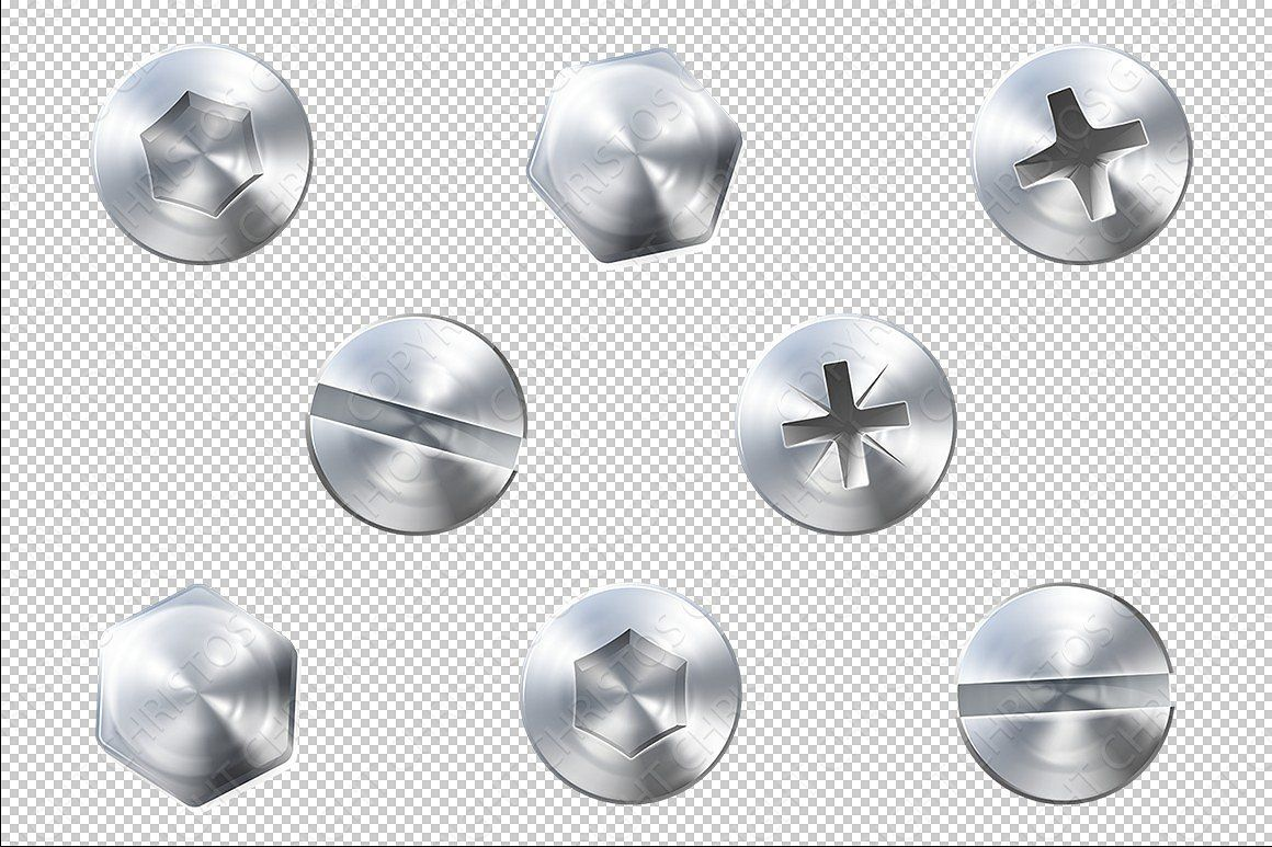 Screws And Bolts Screws And Bolts Bolt Transparent Background