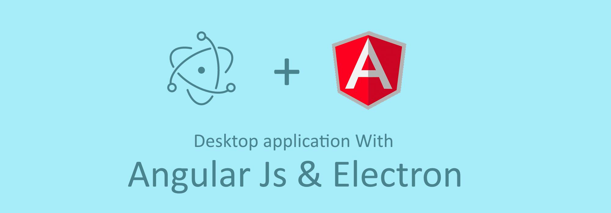 Creating Desktop Applications With AngularJS and GitHub