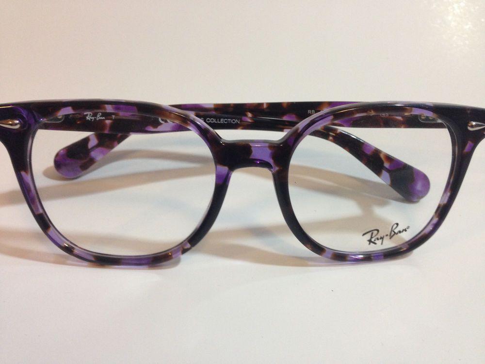 232aa9dc4994 Ray Ban Purple Tortoise glasses - womens - Violet Havana #RayBan #Designer