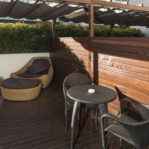 La habitaci n con terraza y piscina privada del hotel for Alojamiento con piscina privada