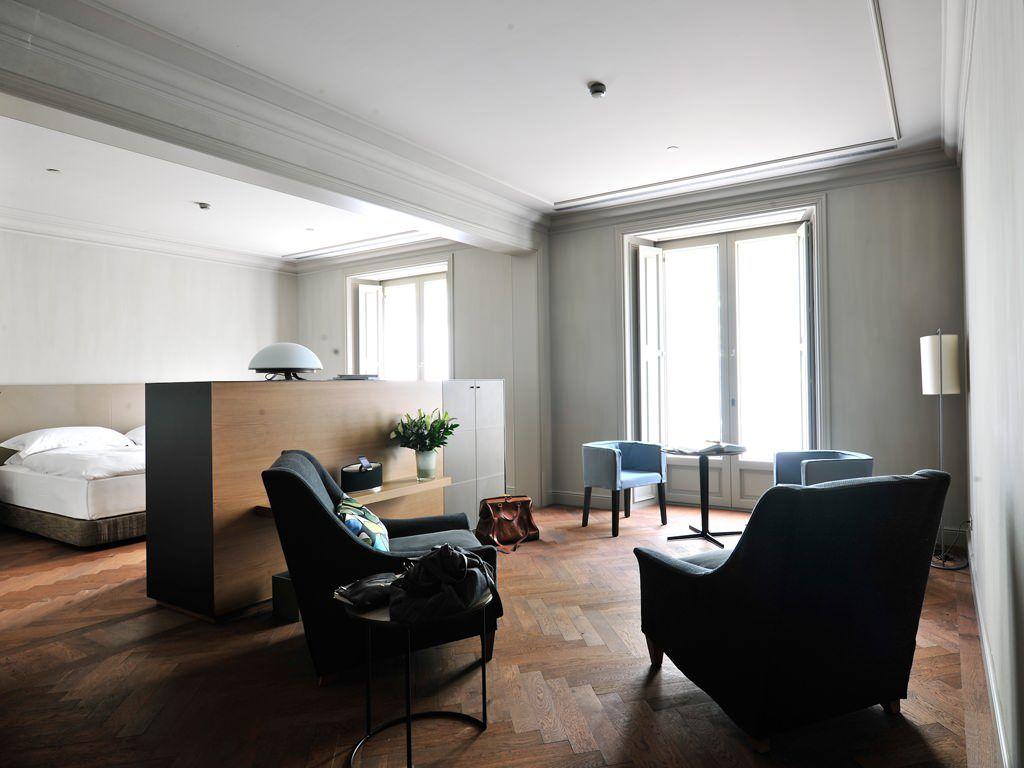 Muebles Y Piezas Para Muebles En Proyecto Hotel Alma Pamplona Para  # Muebles Lujo Barcelona