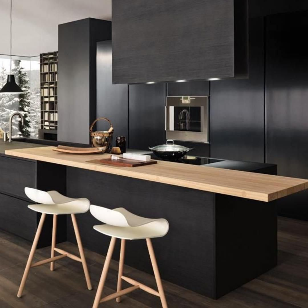 1000+ ideas about black kitchen cabinet designs decorating ideas ...