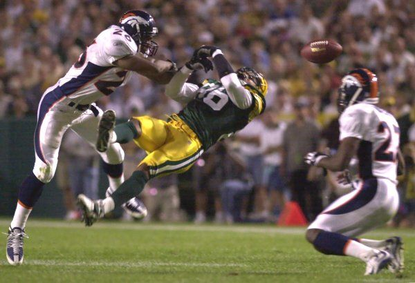 NFL Great | Big hits are part of the fabric of football. Not every ...