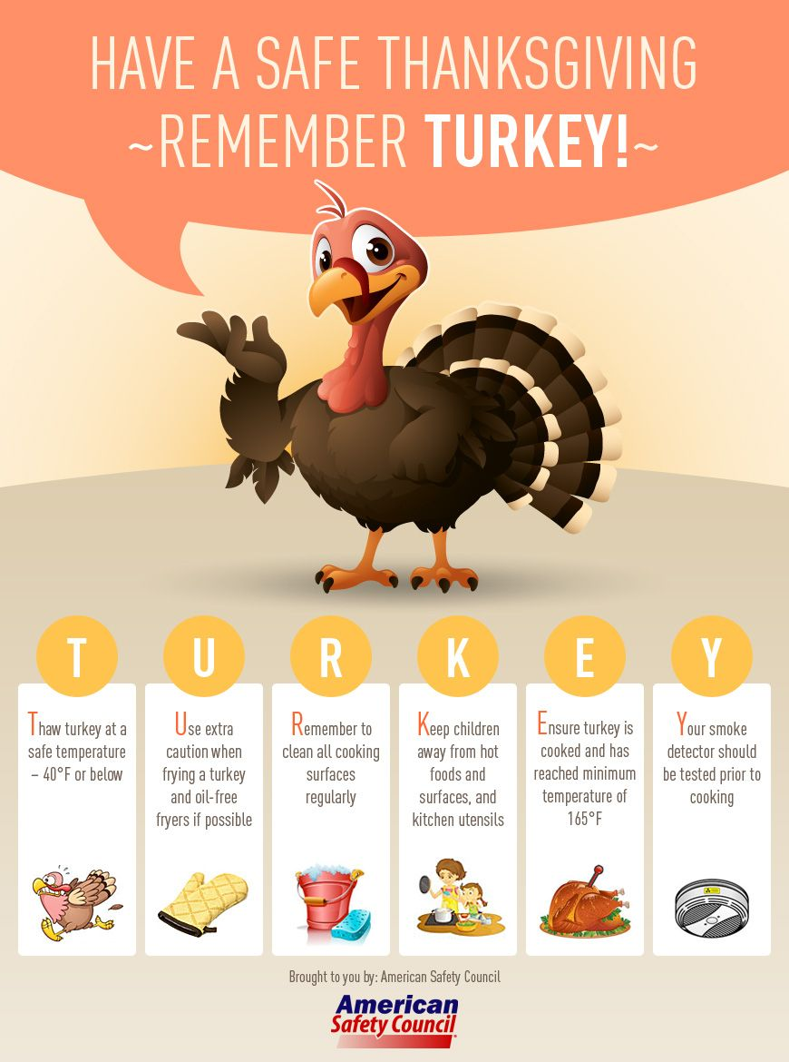 It S Almost Here Thanksgiving And Turkey Safety Tips