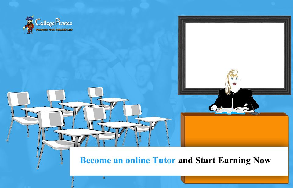 an Online Tutor and start earning with College
