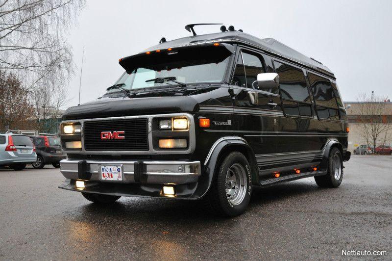 Gmc Vandura Gmc Vans Chevy Van Chevrolet Van