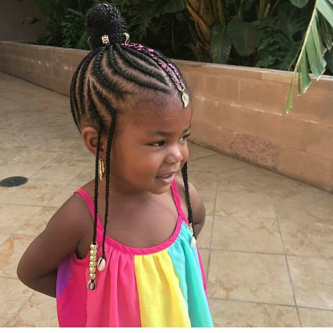 Children's braids | All Things Hair! | Pinterest | Hair ...