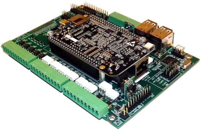 Motherbone Pione Beaglebone Black Computer Projects Electronics Projects