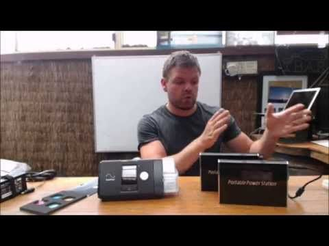 Resmed Airsense 10 Cpap Battery Youtube Youtube