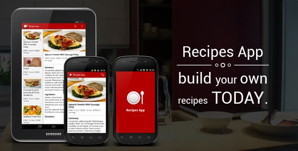Best android app source code for android developers shabana buy spatullr recipes app for android by pongodev on codecanyon forumfinder Gallery