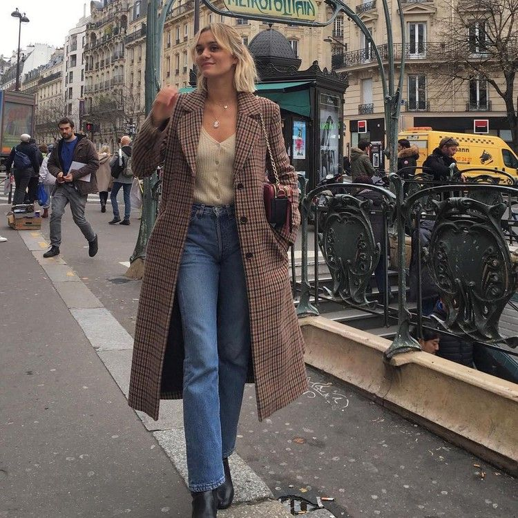 These 7 Jean Brands Are the Key to Achieving French-Girl Style — Who What Wear