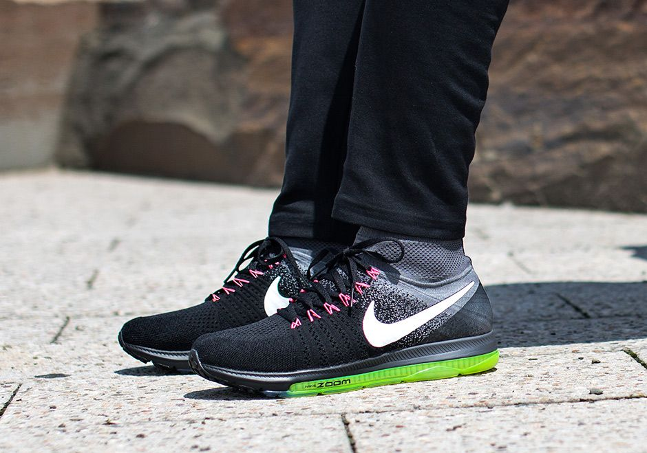 Air Max Shoes,Nike Air Max,Men Nike Zoom All Out Flynit
