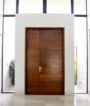 Borano Modern Doors - contemporary - front doors - miami - Borano ...