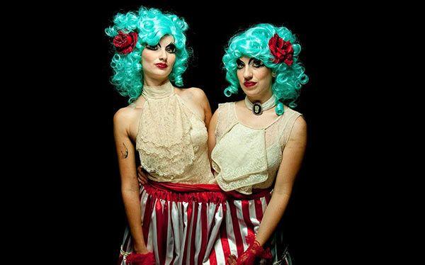Siamesische Zwillinge Kostum Selber Machen Karneval 2017