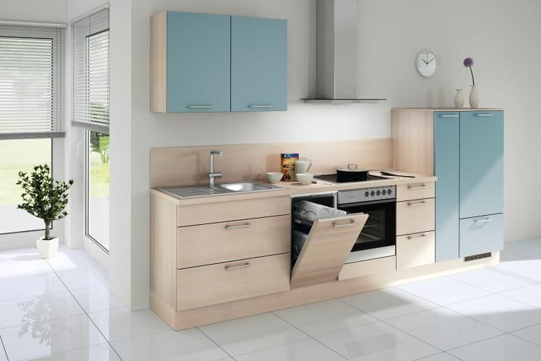 klassische singlek che single k chen. Black Bedroom Furniture Sets. Home Design Ideas