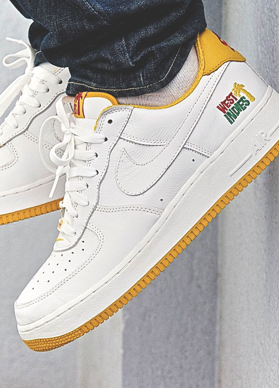 new concept 0b1ce de047 Nike Air Force 1 Plus West Indies II - 2003 (by busard69)