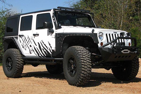 Smittybilt xrc black fenders jeep pinterest jeeps smittybilt xrc black fenders aloadofball Image collections