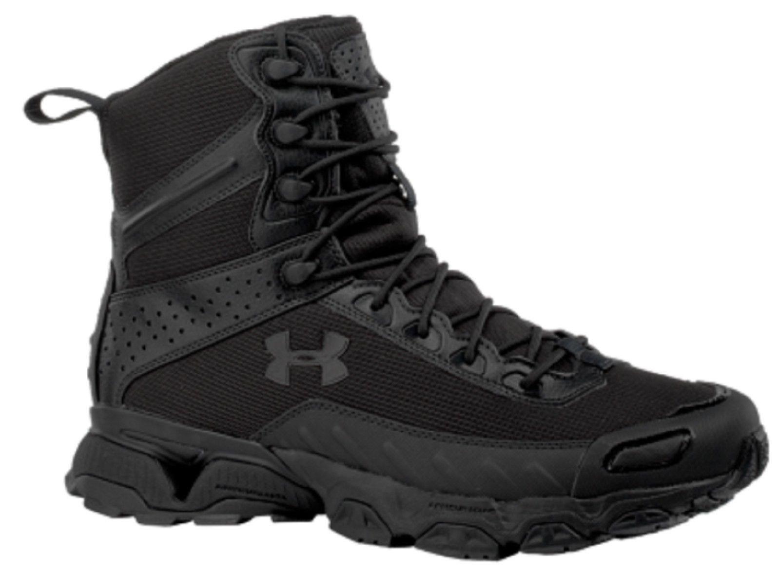 Hormiga Religioso agujero  Men's Under Armour Valsetz Military Boots - UA Lightweight ...