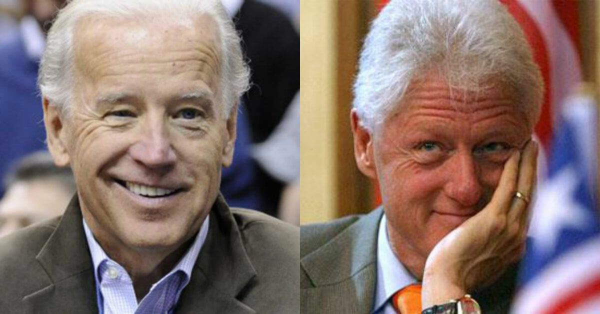 "Crazy Uncle Joe Says Bill Clinton's Past ""Shouldn't Matter"" For ABSURD Reason"