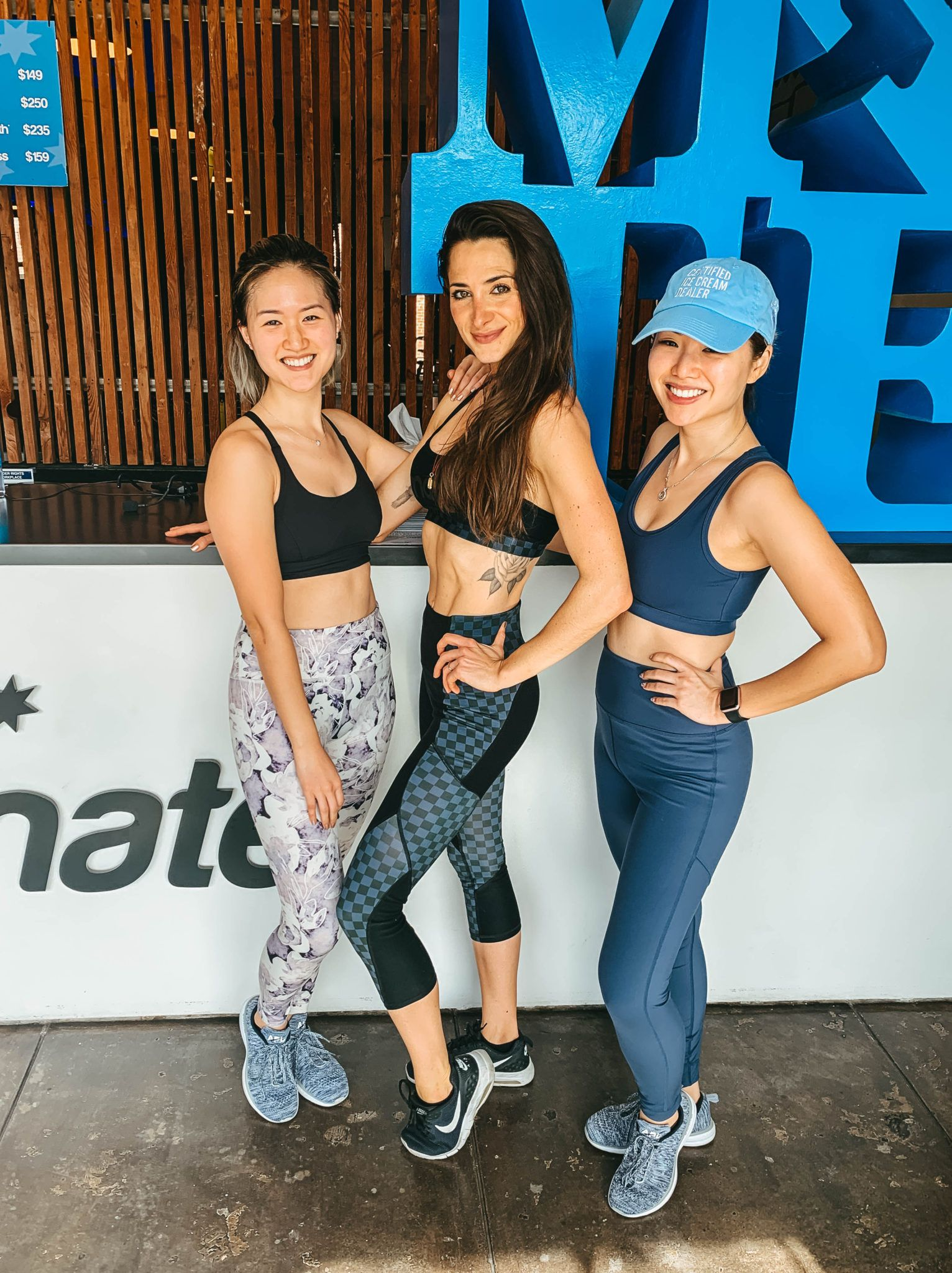 Hottest Female La Instructors Exercise With Extra Fries La Fitness Fitness Studio Los Angeles Fitness