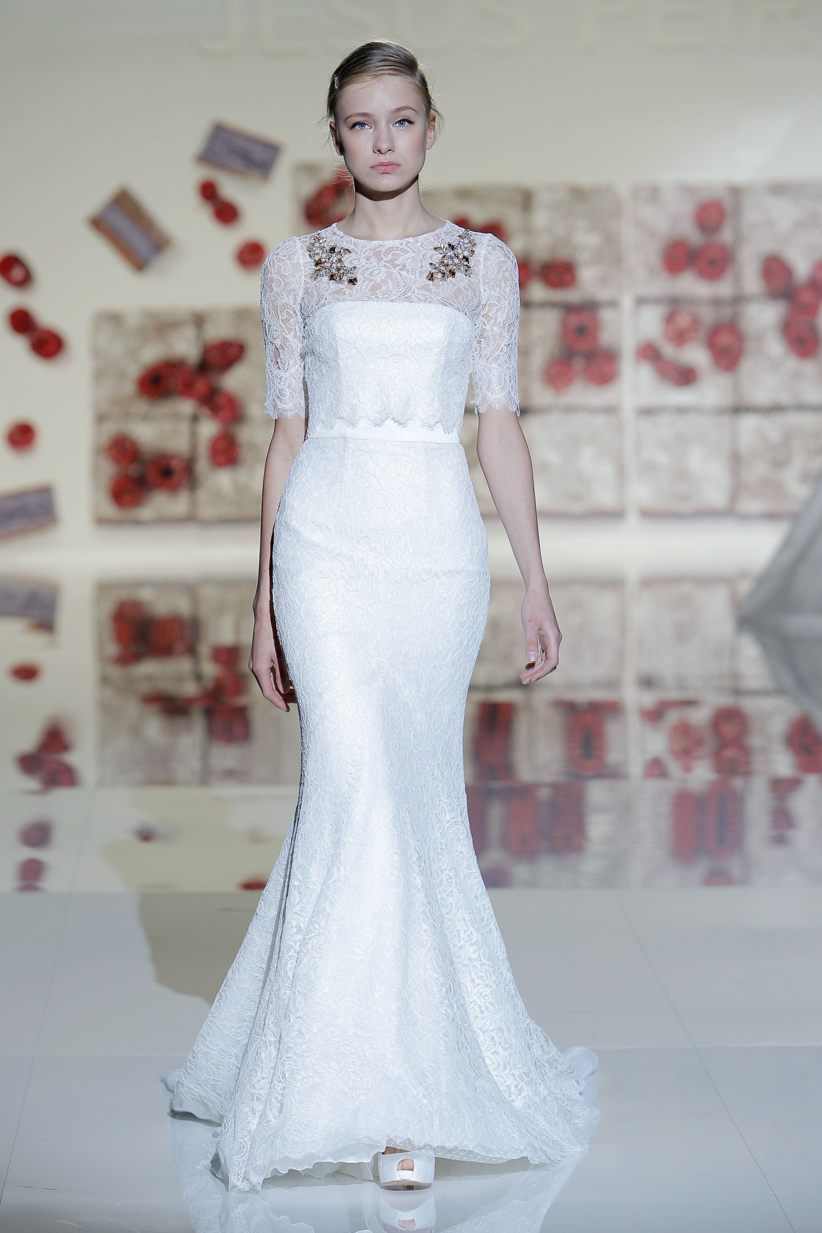 Jesus Peiro Barcelona Bridal Fashion Week 2017 Wedding Dresses For Tall Women Wedding Dresses Pretty Wedding Dresses