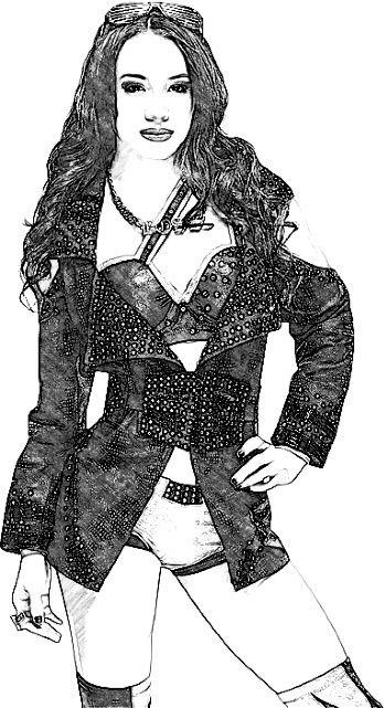 Sasha Banks WWE NXT Pinterest