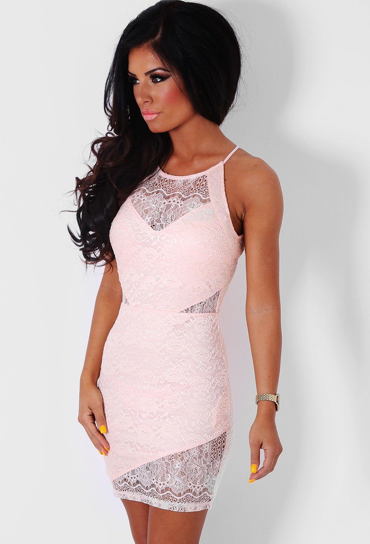 Boutique Pink Dress