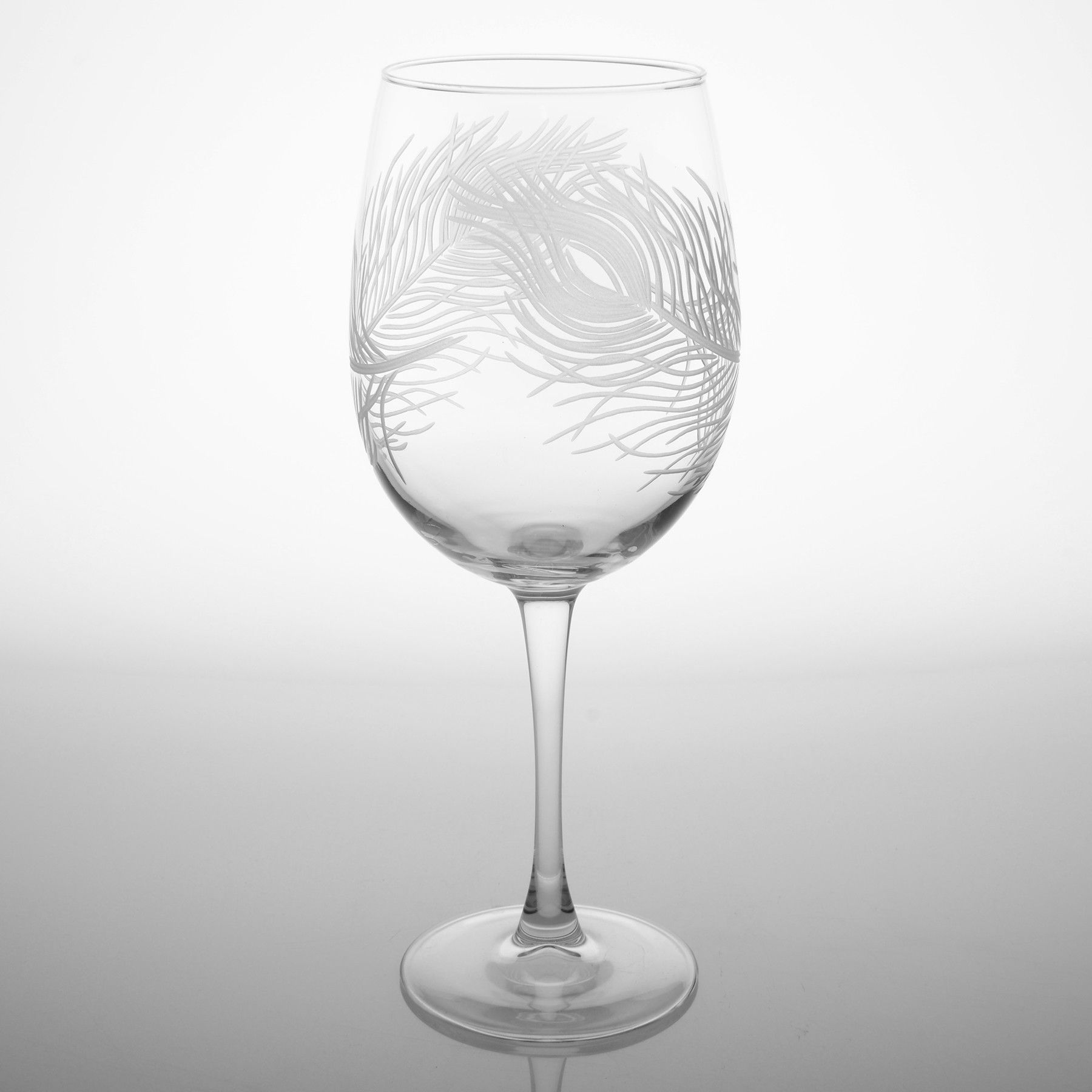 Rolf Glass Peacock All Purpose Wine Glass