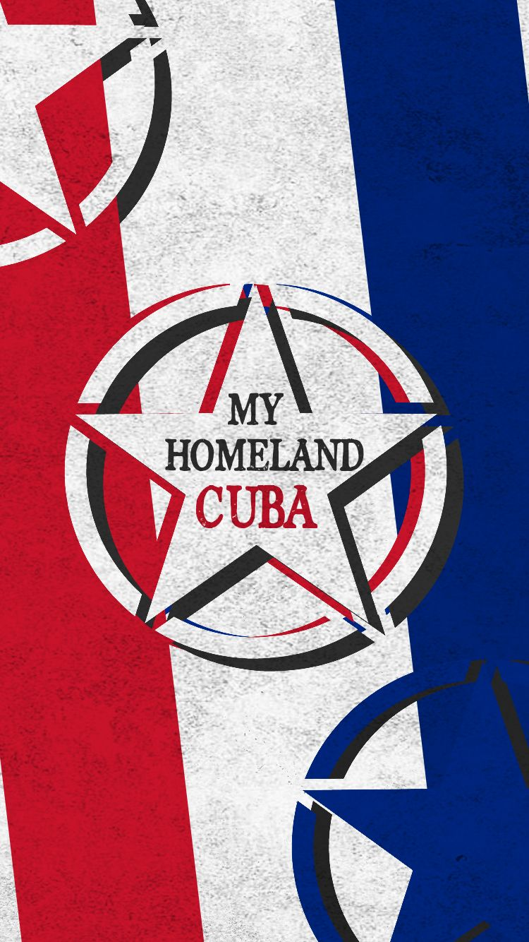 Cuba Flag Wallpaper IPhone