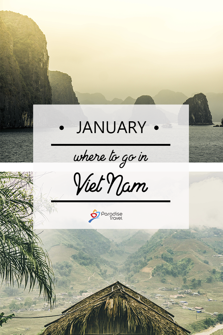 Best Places To Travel In January 2021 Best places to visit in Vietnam in January 2021   Paradise Travel