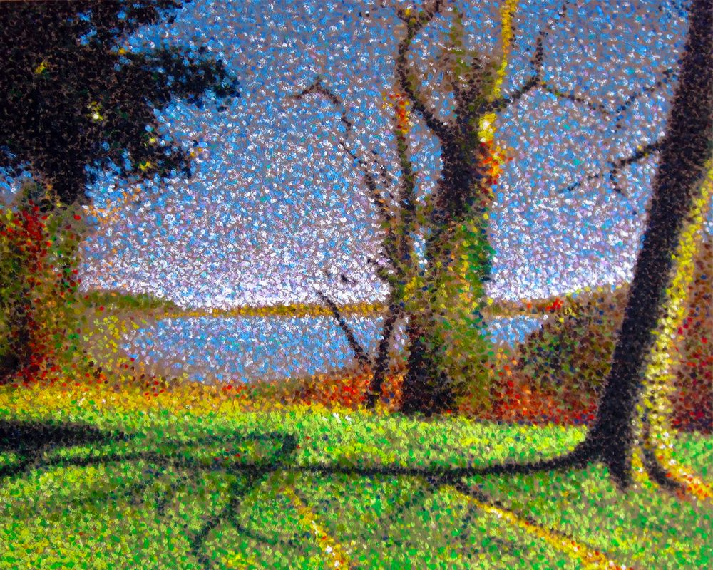 Impressionist Oil Pastels Art ...BTW,Please Check this out: http ...