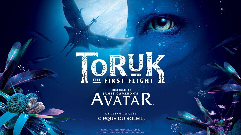 Cirque Du Soleil Toruk The First Flight 2016 Cirque Du Soleil Cirque Avatar