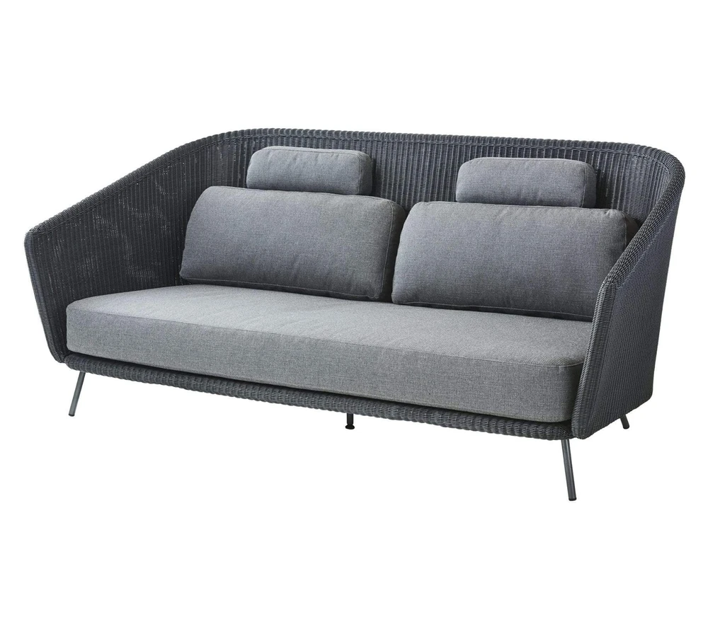 Mega 2 Seater Lounge Sofa In 2020 Outdoor Lounge Furniture