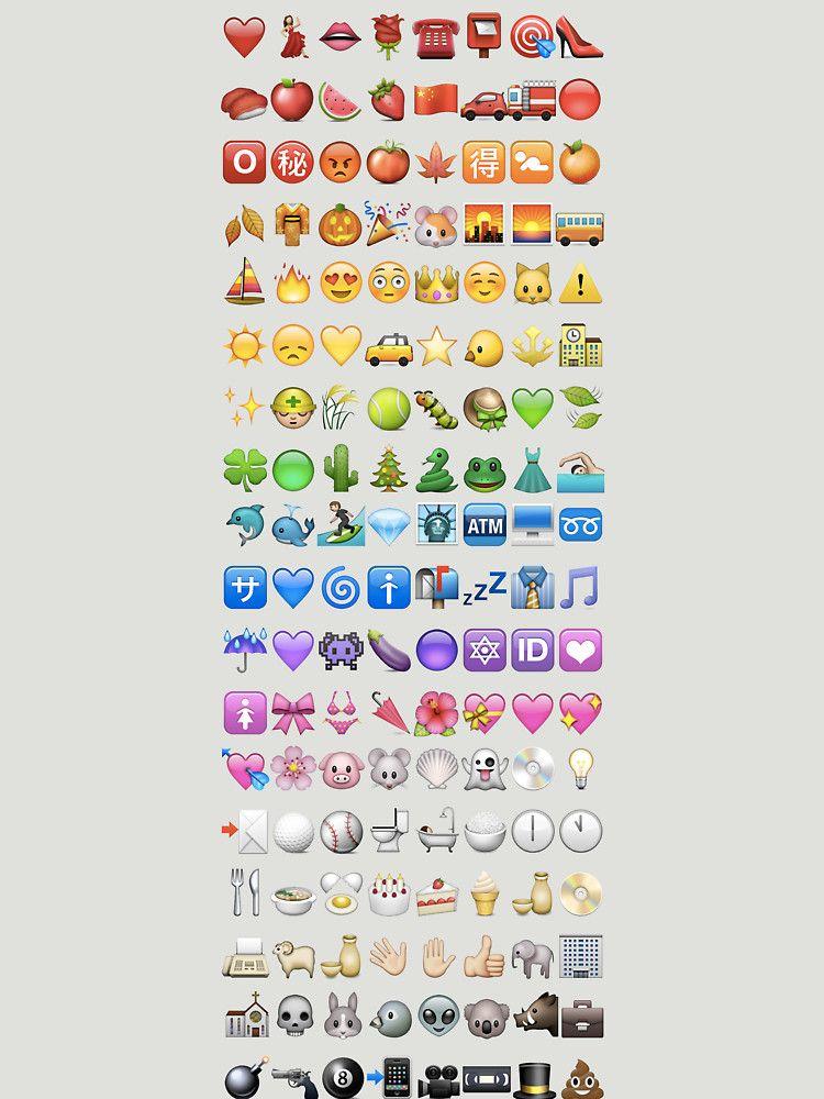 Pin Di Cute Emoji