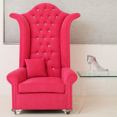 Haziza com  Contemporary Art, Furniture and Stunning Acrylic Designs is part of Princess chair -